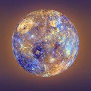 水星について